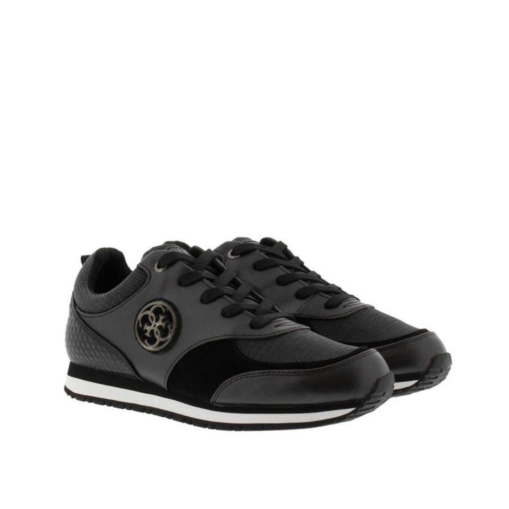 Guess Sneakers - Reeta Sneaker Black - in black - Sneakers for ladies