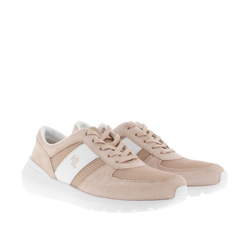 Lauren Ralph Lauren Sneakers - Jay Athletic Sneakers Chiffon Pink/White - in rose - Sneakers for ladies
