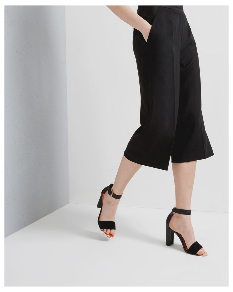 Ted Baker High waisted cullotes Black