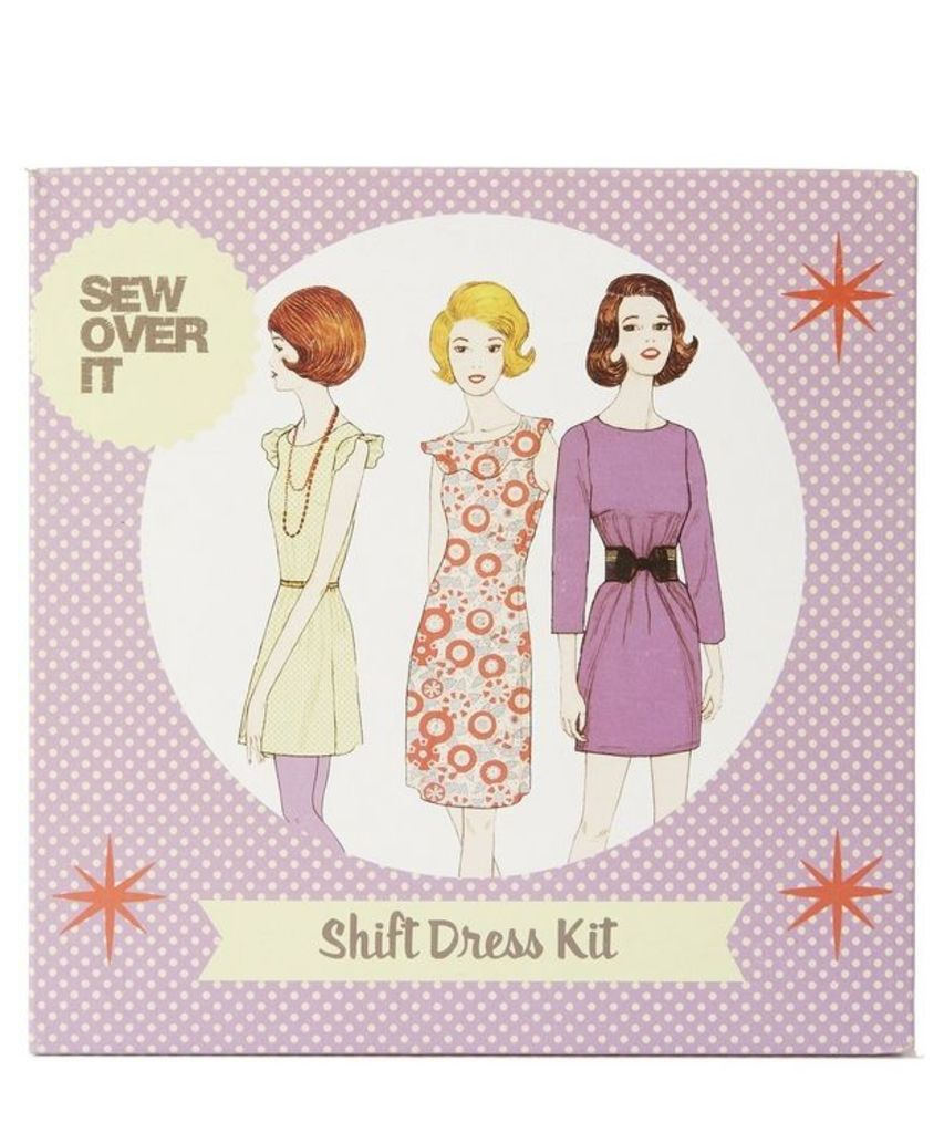 Shift Dress Pattern Sewing Kit Pack