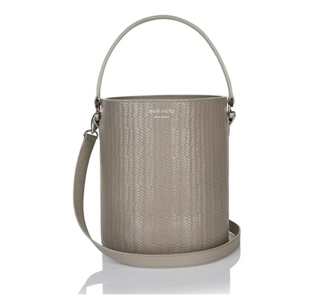 Santina Bucket Bag Taupe