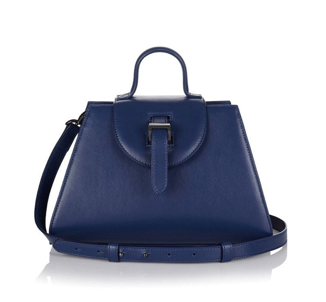 Allegra Mini Cross Body Bag Midnight Blue