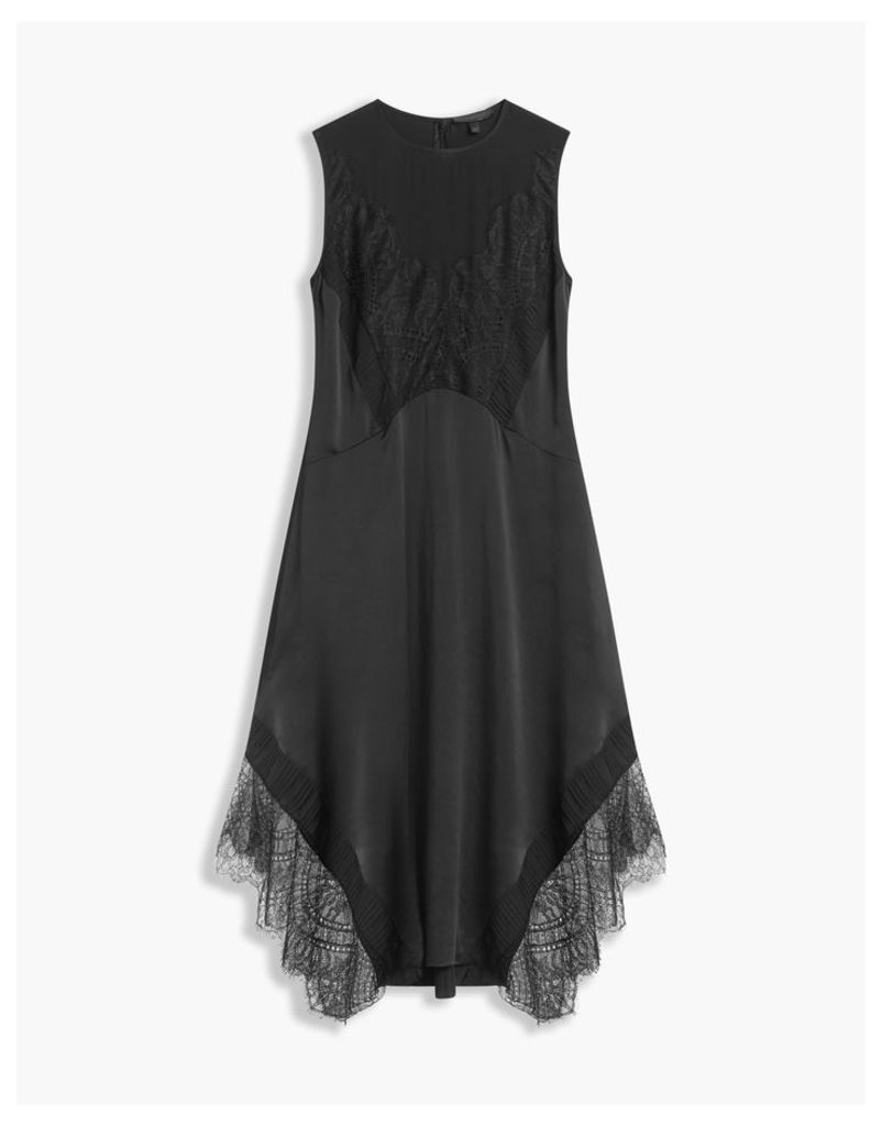 Belstaff Jasmine Knee-Length Dress Black