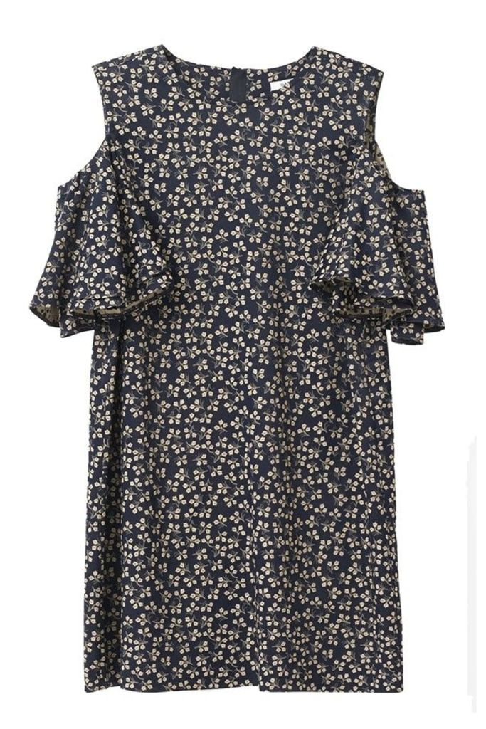 Greenville Jacquard Dress