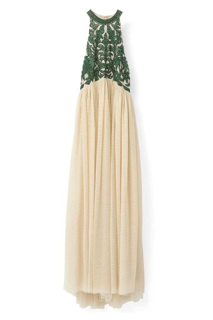 Colby Sequin Maxi Dress