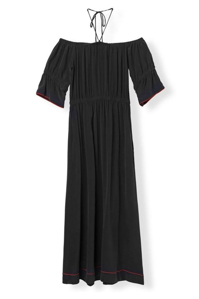 Grace Silk Dress