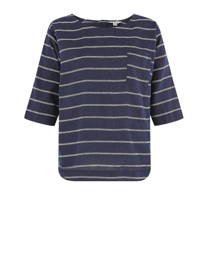 Lavender Linen T-Shirt