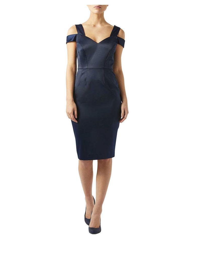 Ivana Off Shoulder Dress