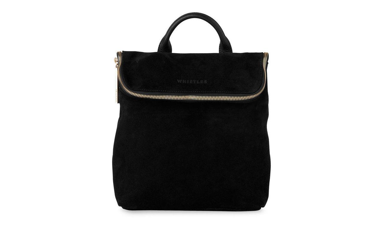 Suede Mini Verity Backpack