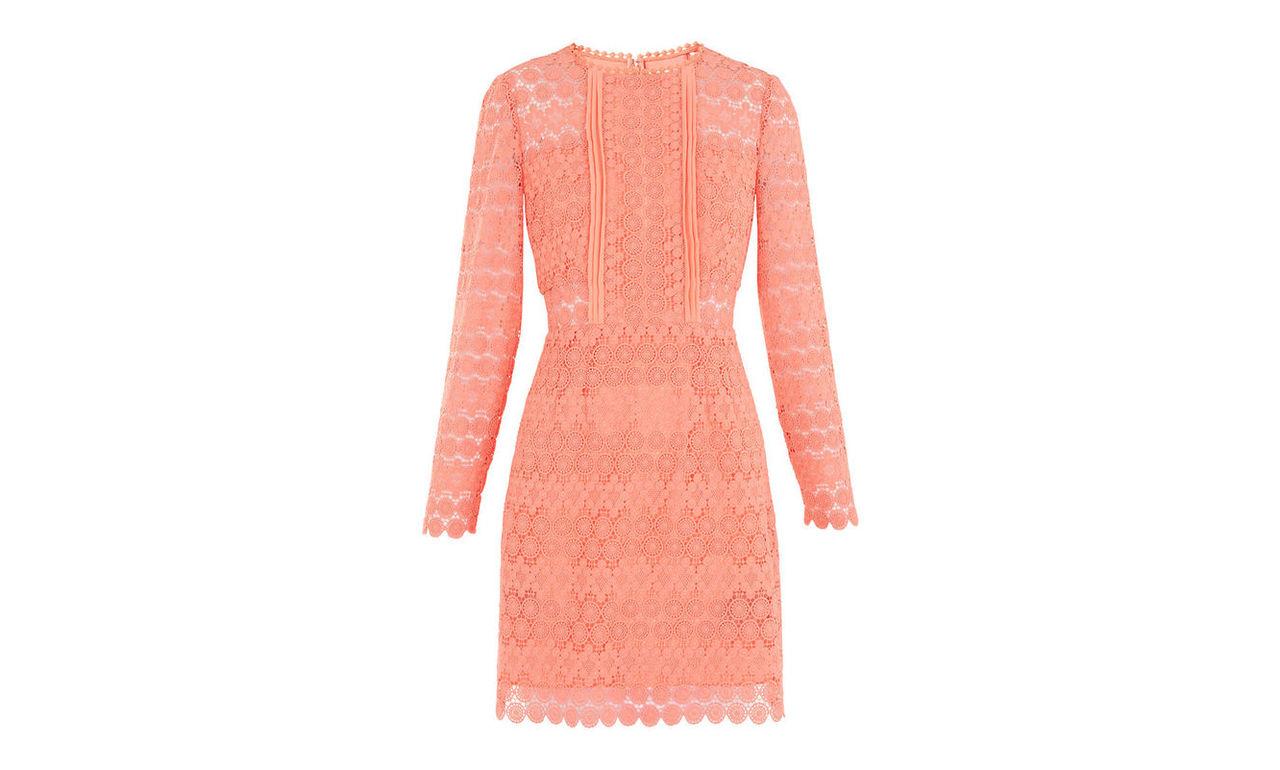 Emma Circle Lace Dress