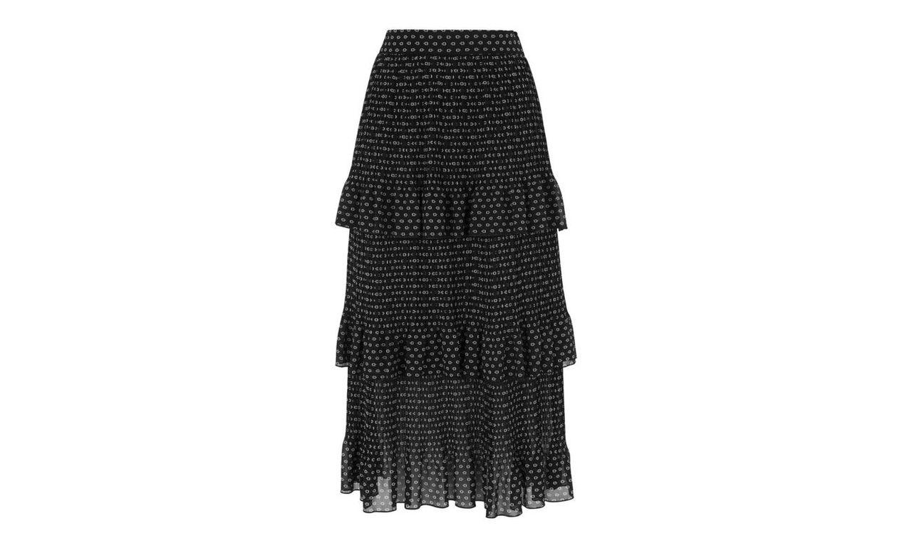 Lolita Amena Tiered Skirt