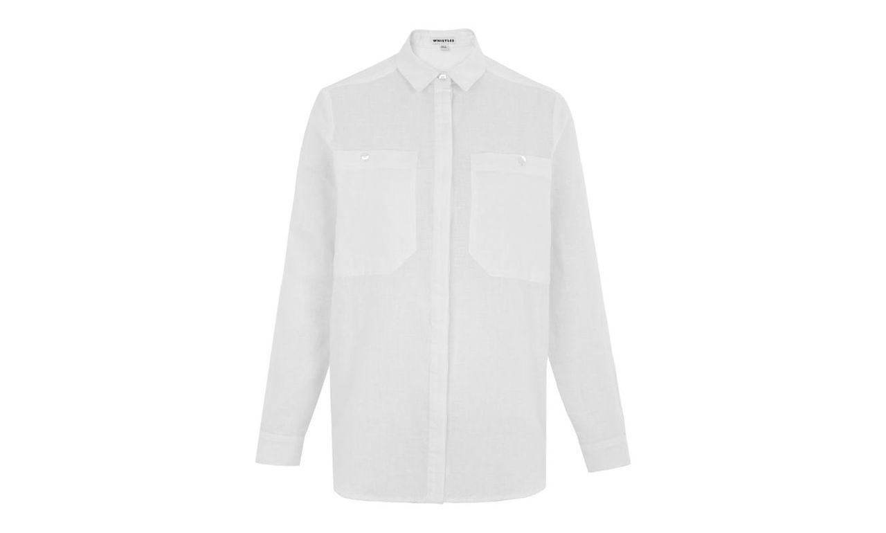 Claudia Pocket Shirt
