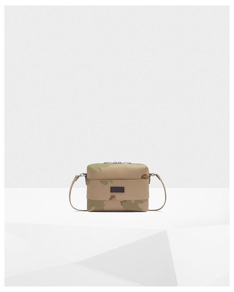 Original Rubberised Leather Cross Body Bag