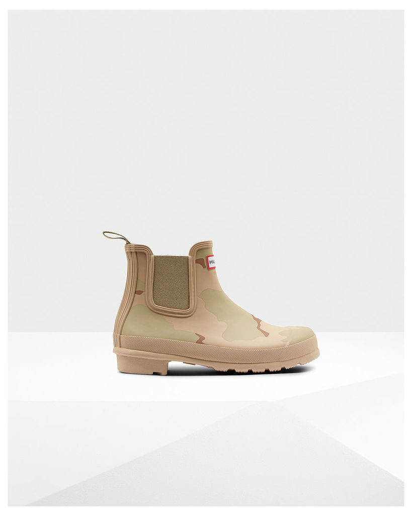 Women's Original Desert Camo Chelsea Boots