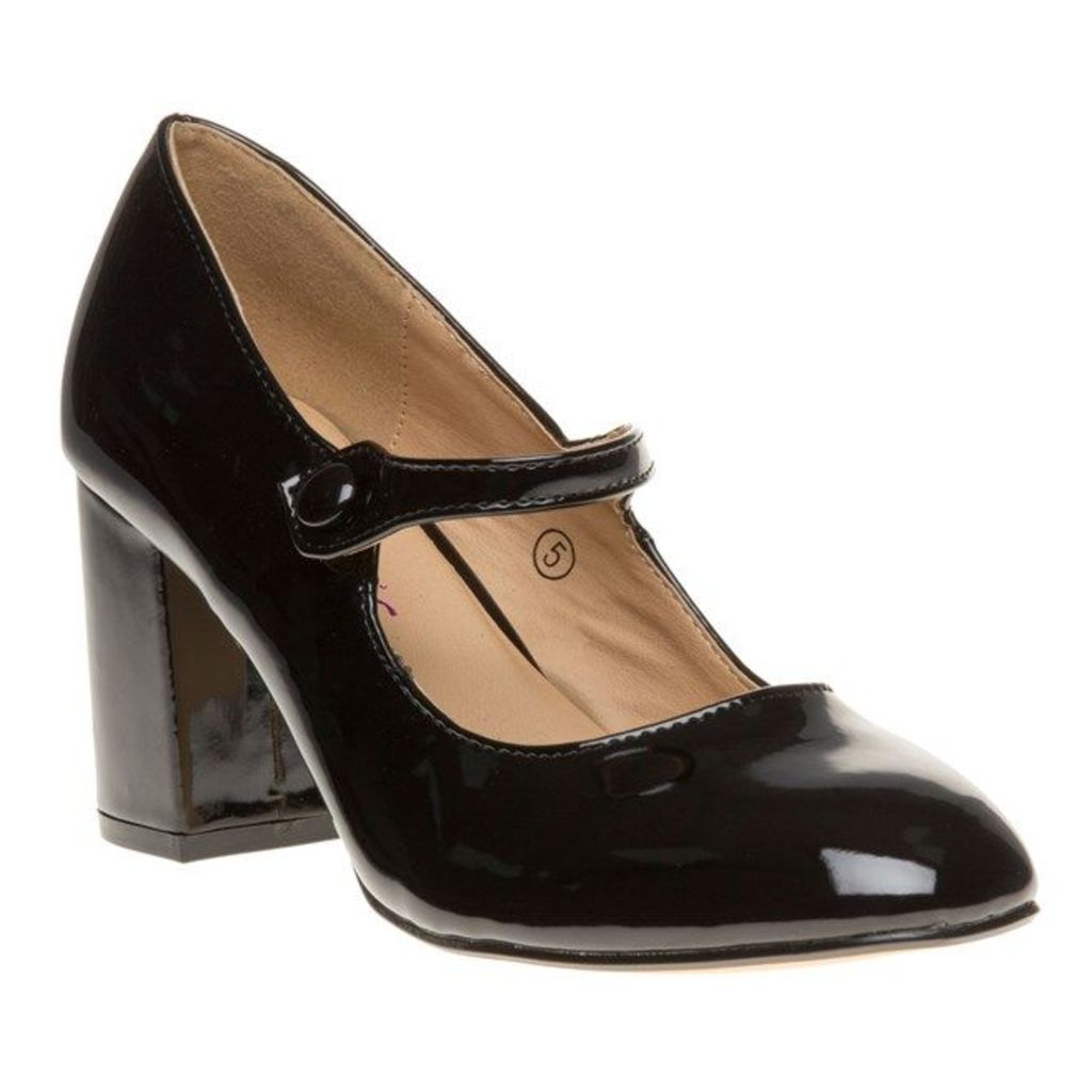 Dolcis Kyra Shoes, Black
