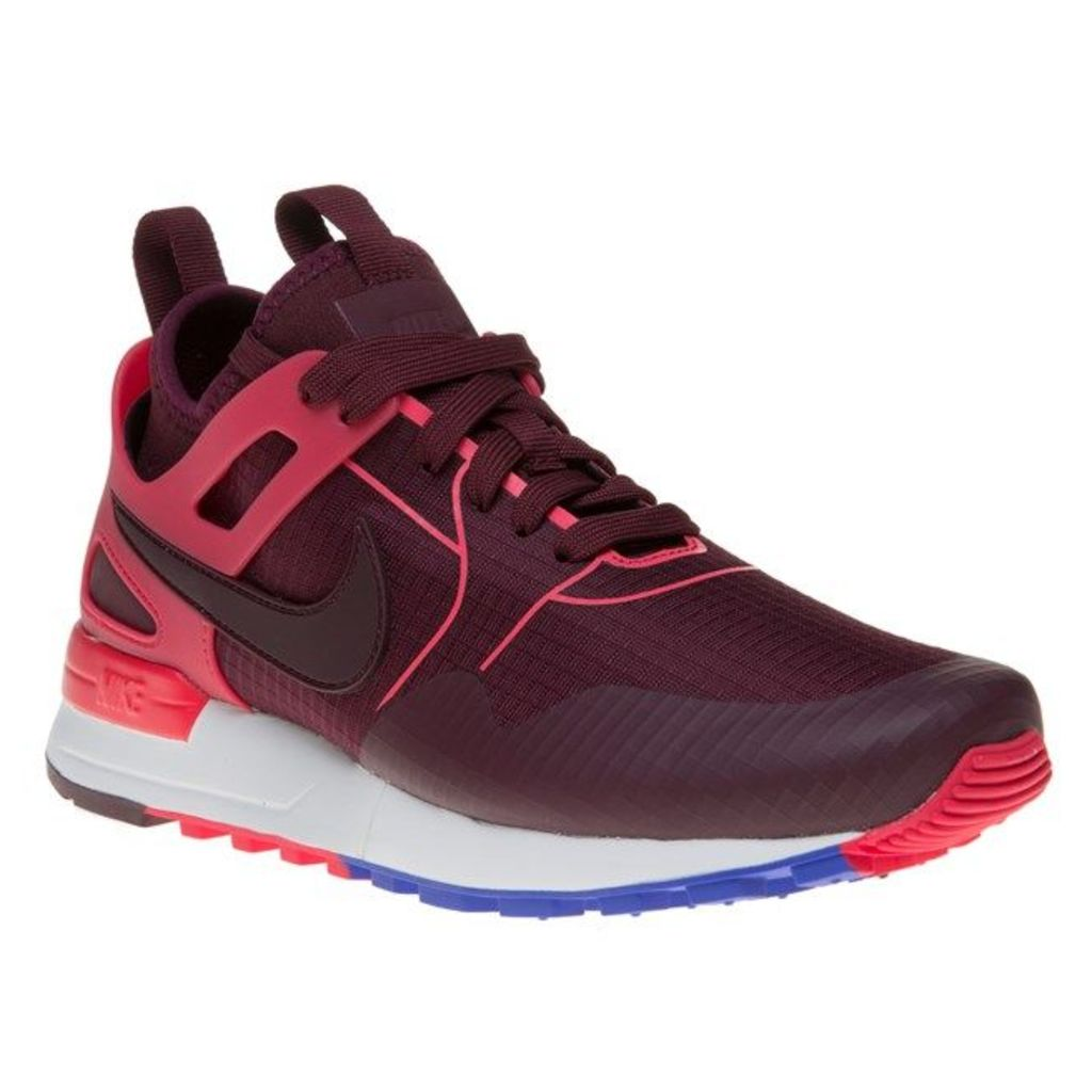 Nike Pegasus 89 Tech Trainers, Night Maroon/Ember Glow/Persian Violet