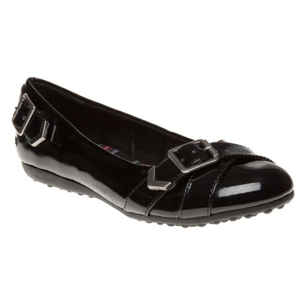 Rocket Dog Regina Bromley Shoes, Bromley Black