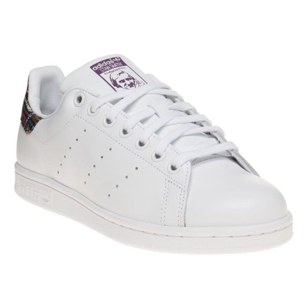 adidas Stan Smith Trainers, Ftwr White