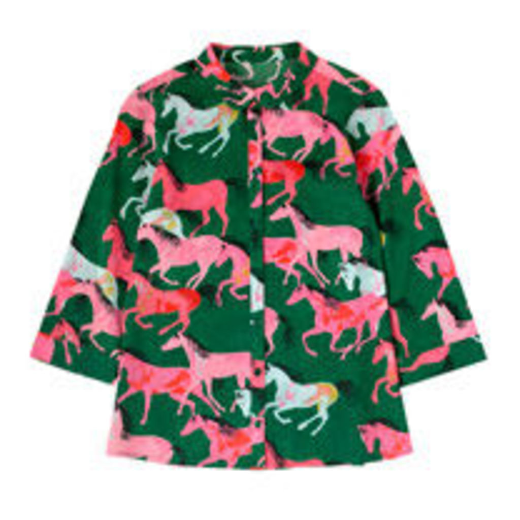 Painted Horses Blouse