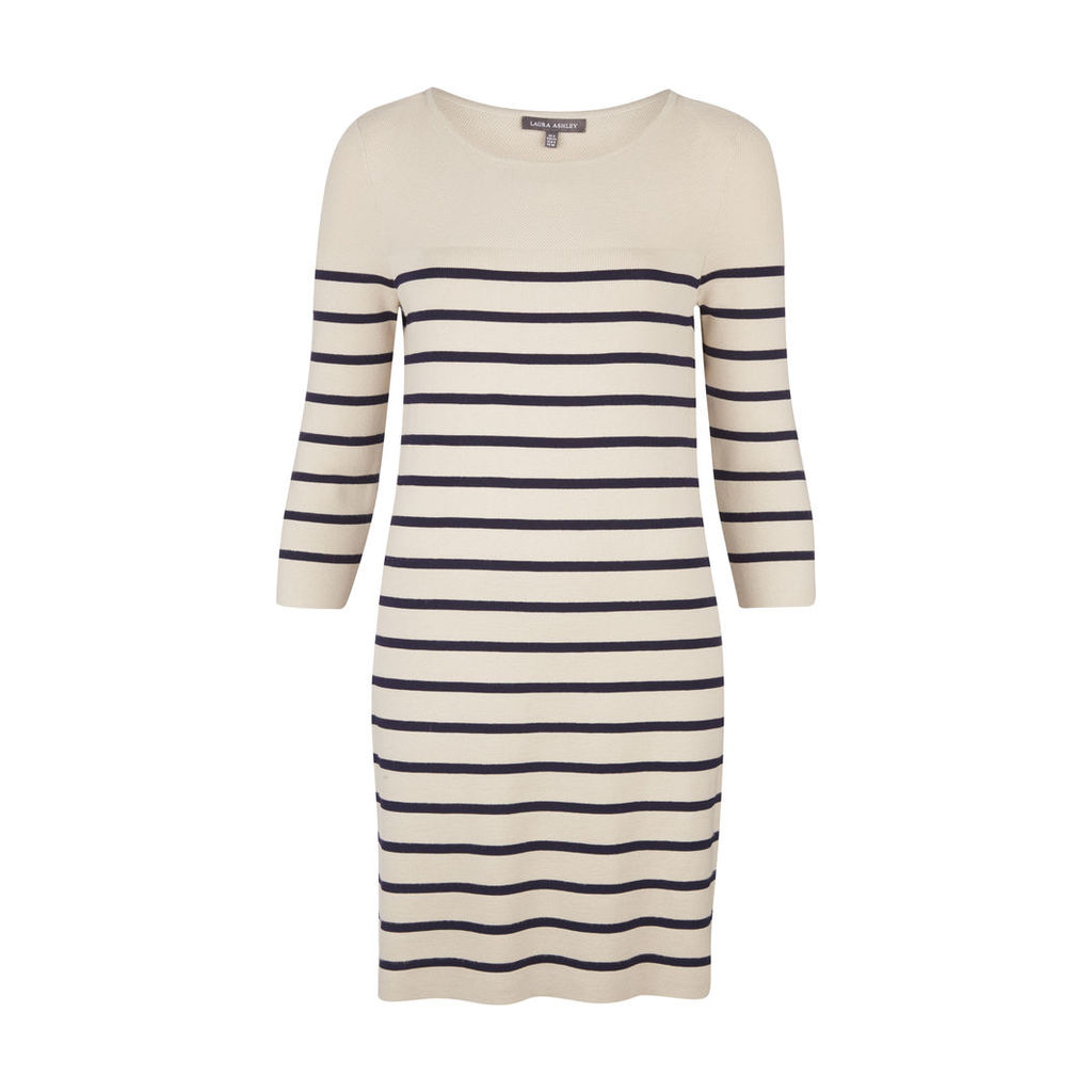Stripe Knitted Tunic
