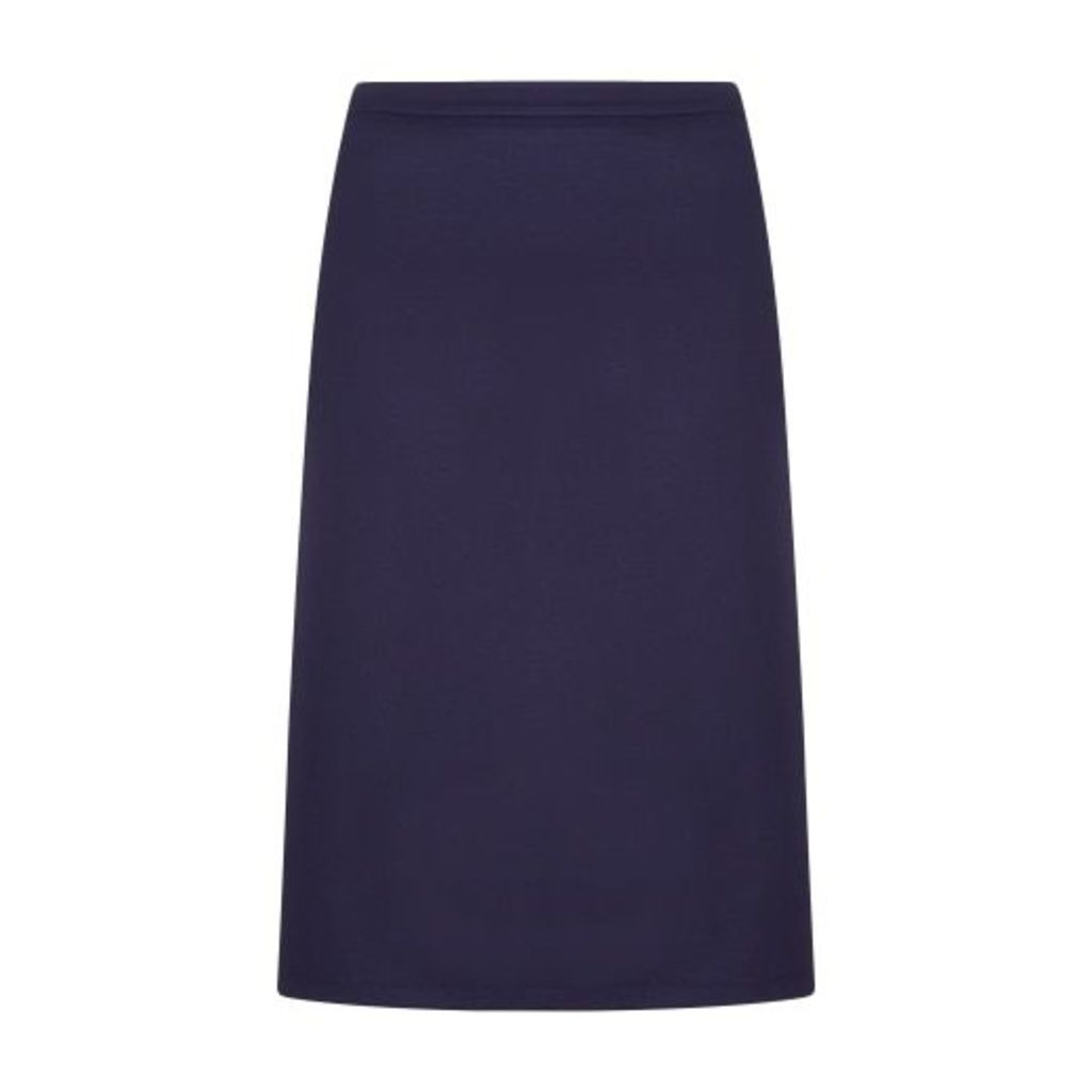 Ponte Petticoat Lined Skirt
