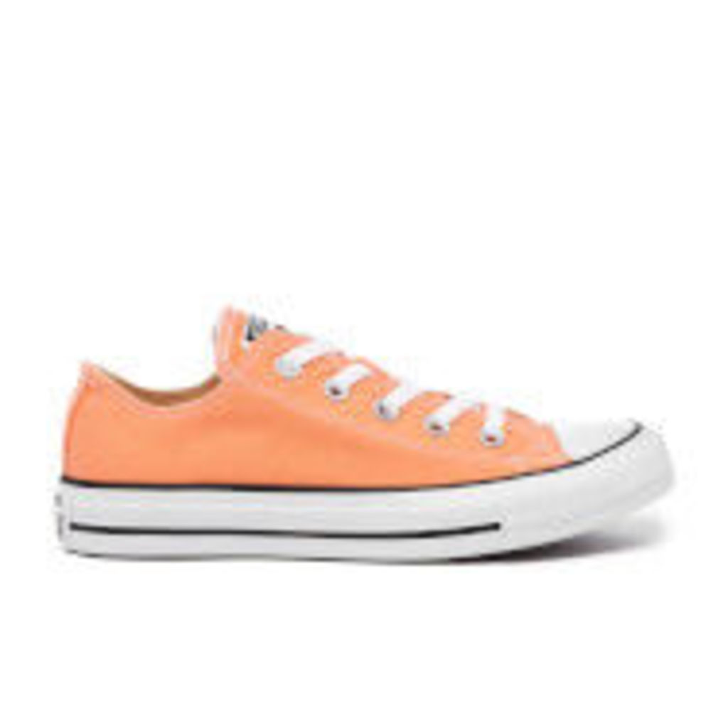Converse Women's Chuck Taylor All Star Ox Trainers - Sunset Glow - UK 8