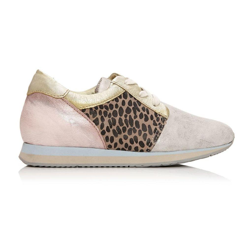 Moda in Pelle Bori Multicoloured Low Leisure Shoes