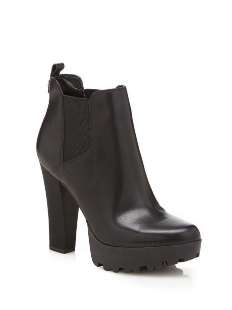 Guess Clani Leather Ankle Boot