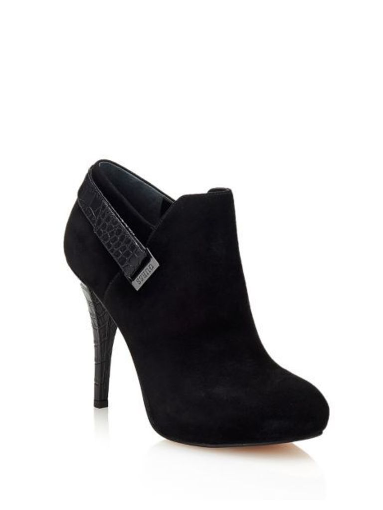 Guess Owim Suede Ankle Boot
