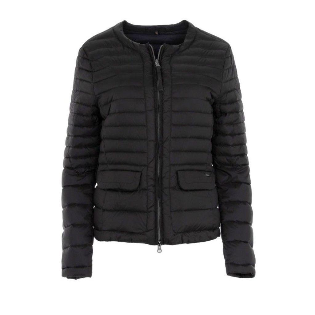 Woolrich Coats - Sundance Down Jacket Black - in black - Coats for ladies