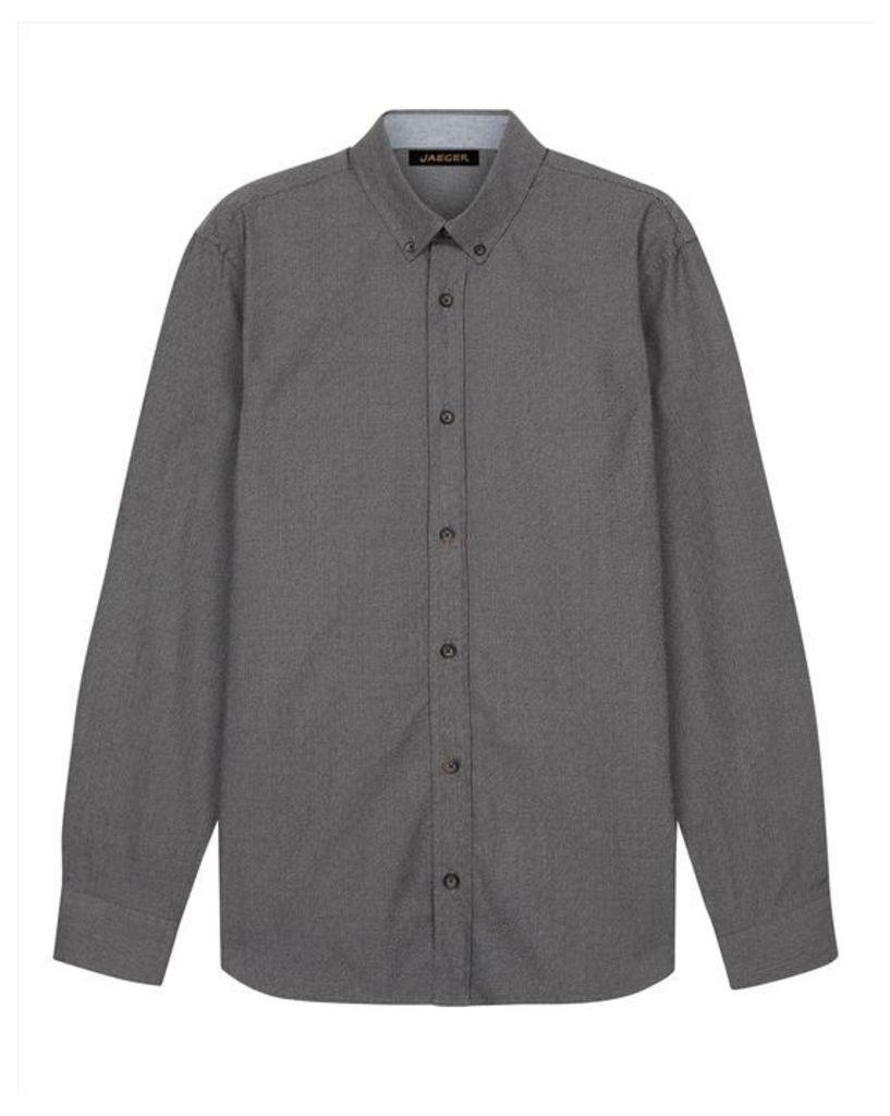 Mouline Poplin Shirt