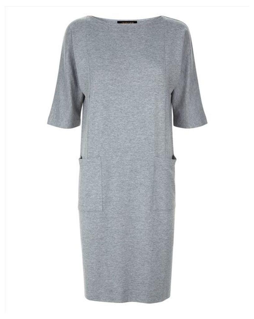 Jersey Seam Detail Dress
