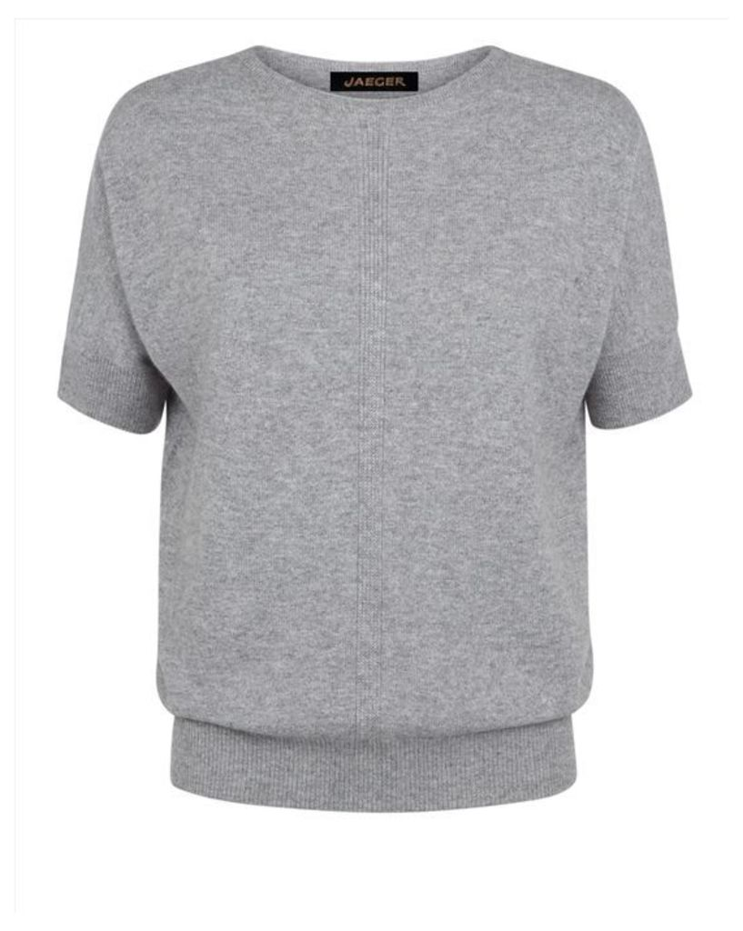 Cashmere Slouchy Top