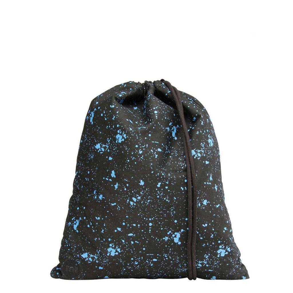 Mi-Pac Splattered Kit Bag - Blue/Black (One Size Only)