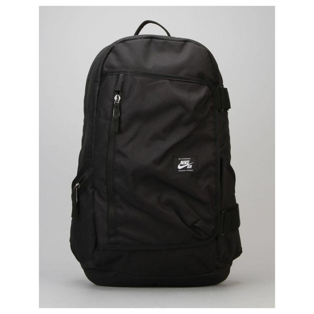 Nike SB Shelter Skatepack - Black/Black/White (One Size Only)