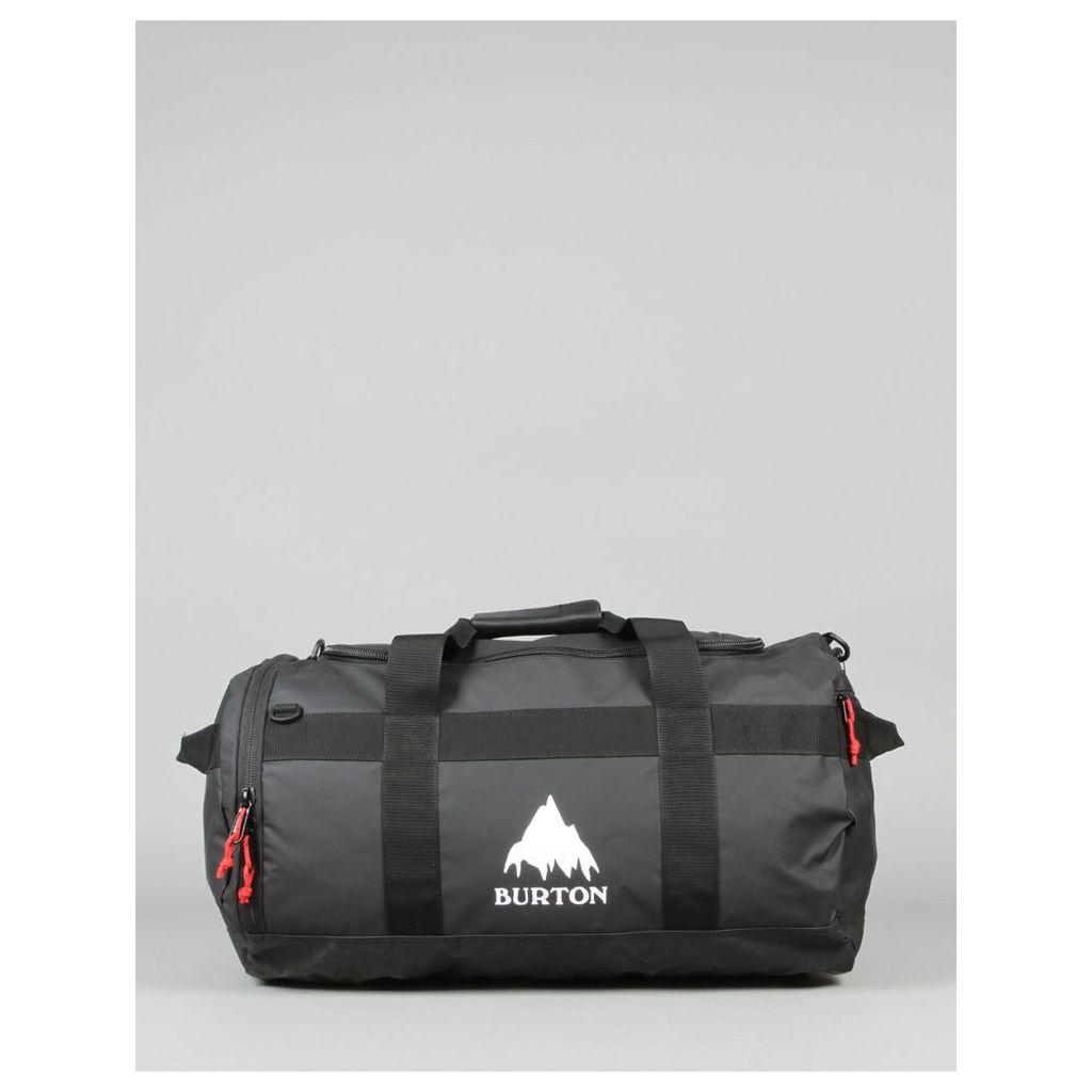 Burton Backhill Duffel Medium 70L - True Black Tarp (One Size Only)