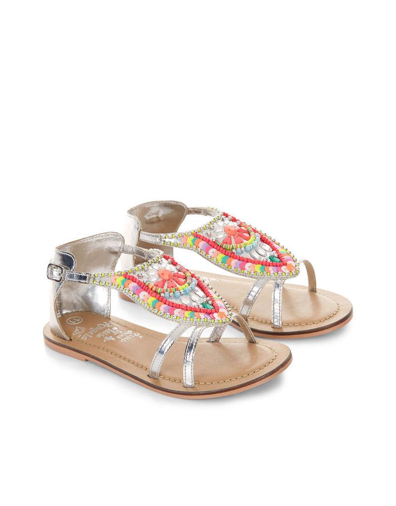 Malia Beaded Sandals