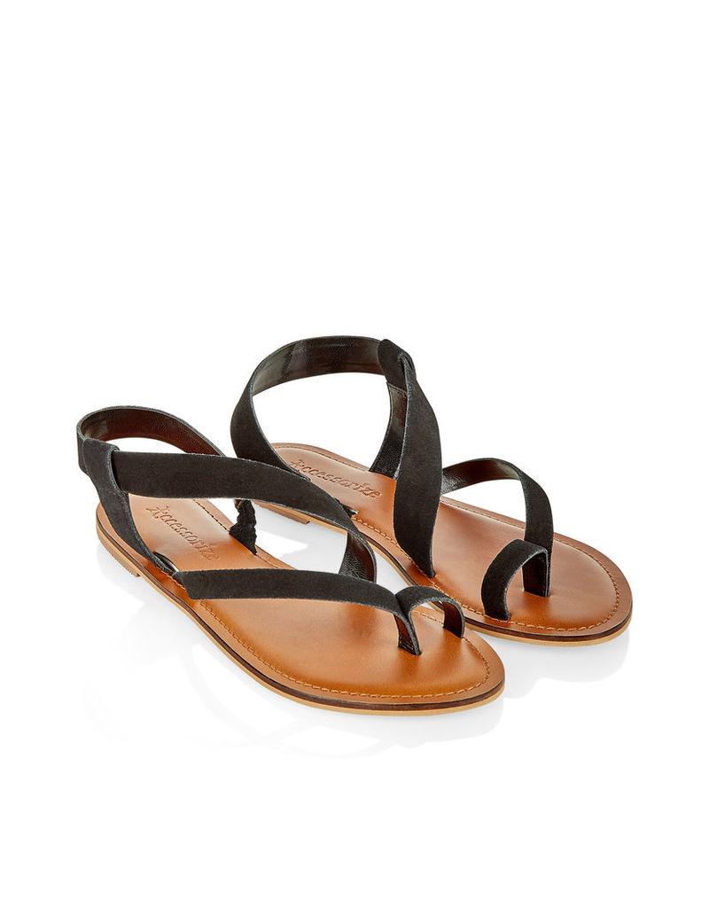 Gracie Strappy Sandals