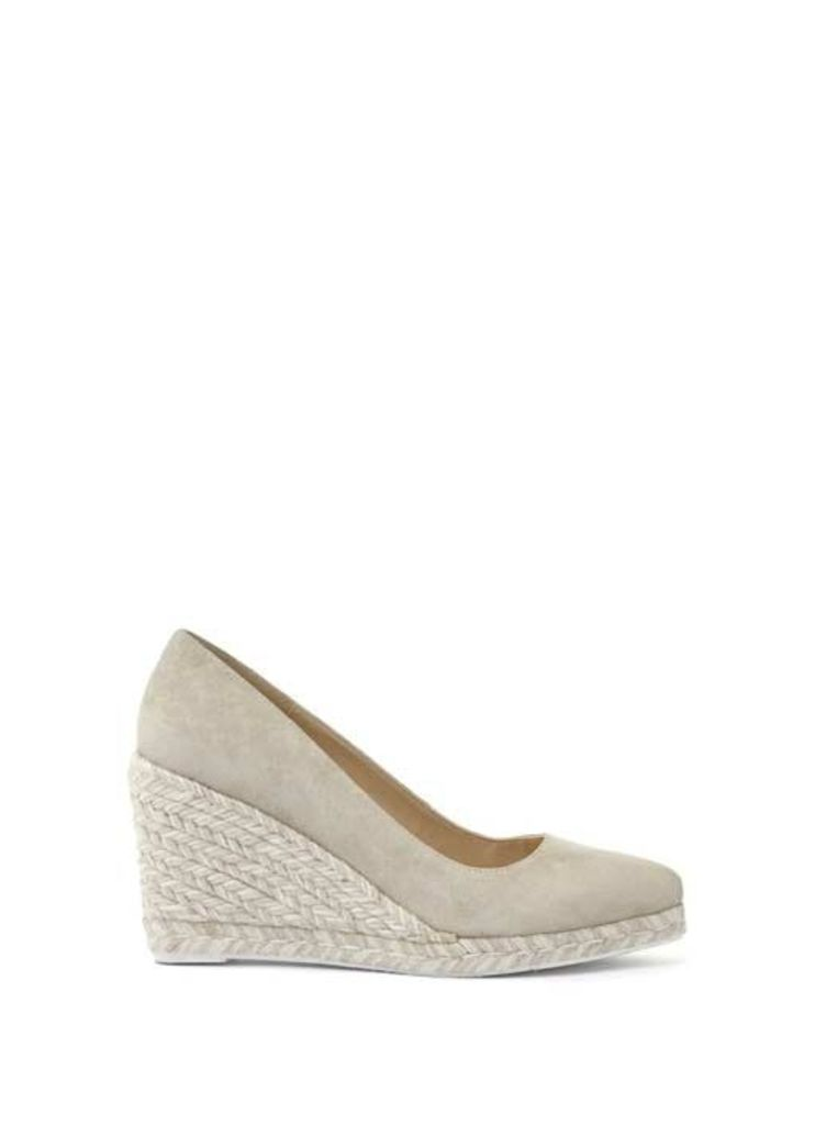 Stone Grace Pointed Espadrille