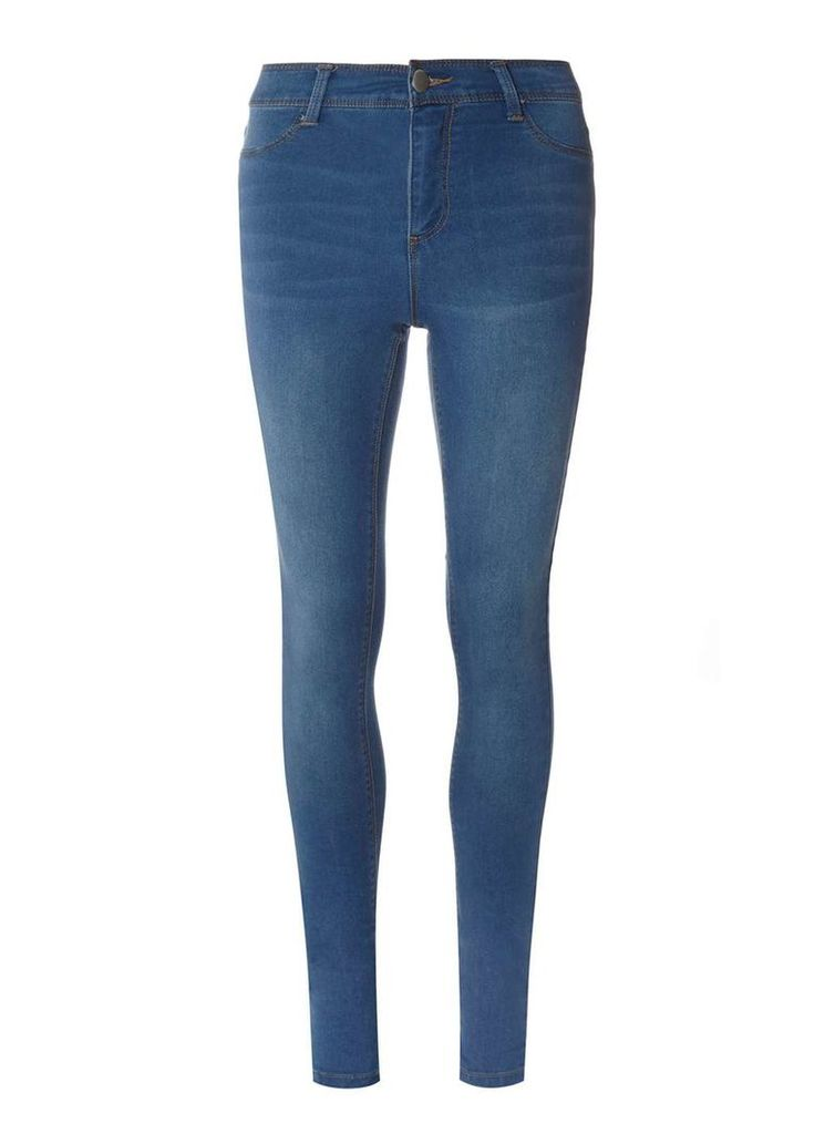 Womens **Tall Vintage 'Frankie' Jeans- Blue
