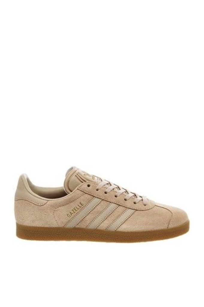 Womens **Gazelle Trainers by Adidas Originals - Brown, Brown