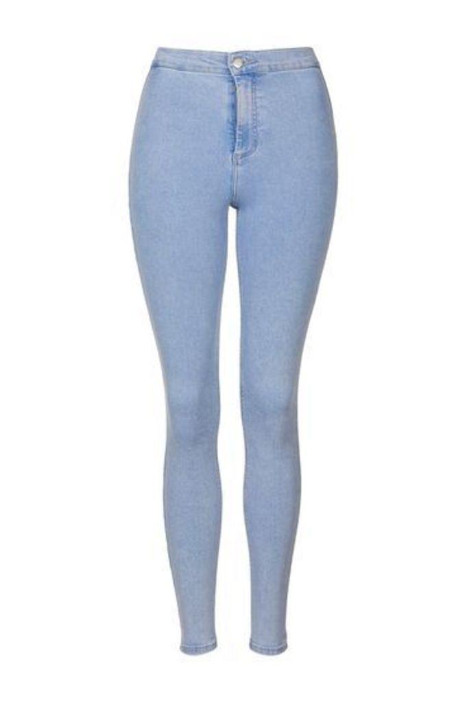 Womens TALL MOTO Bleach Joni Jeans - Bleach Stone, Bleach Stone