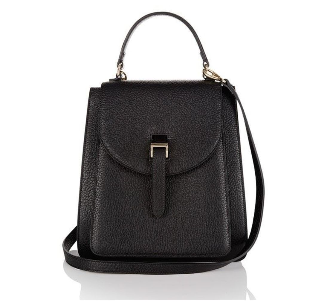 Floriana Handbag Black