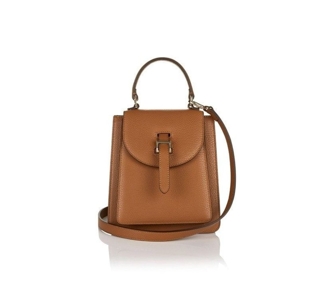 Floriana Mini Cross Body Bag Tan