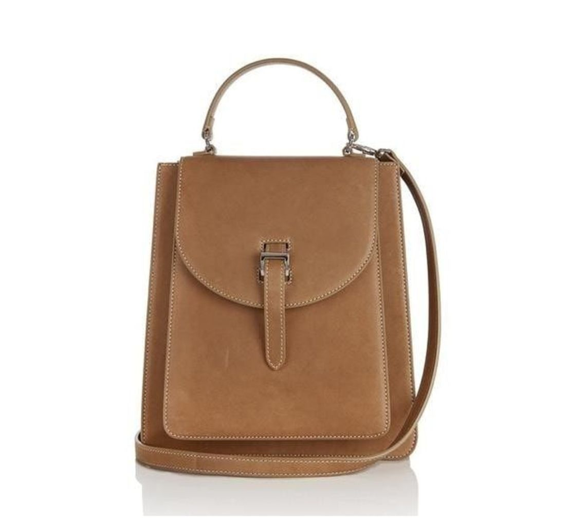 Floriana Handbag Light Tan