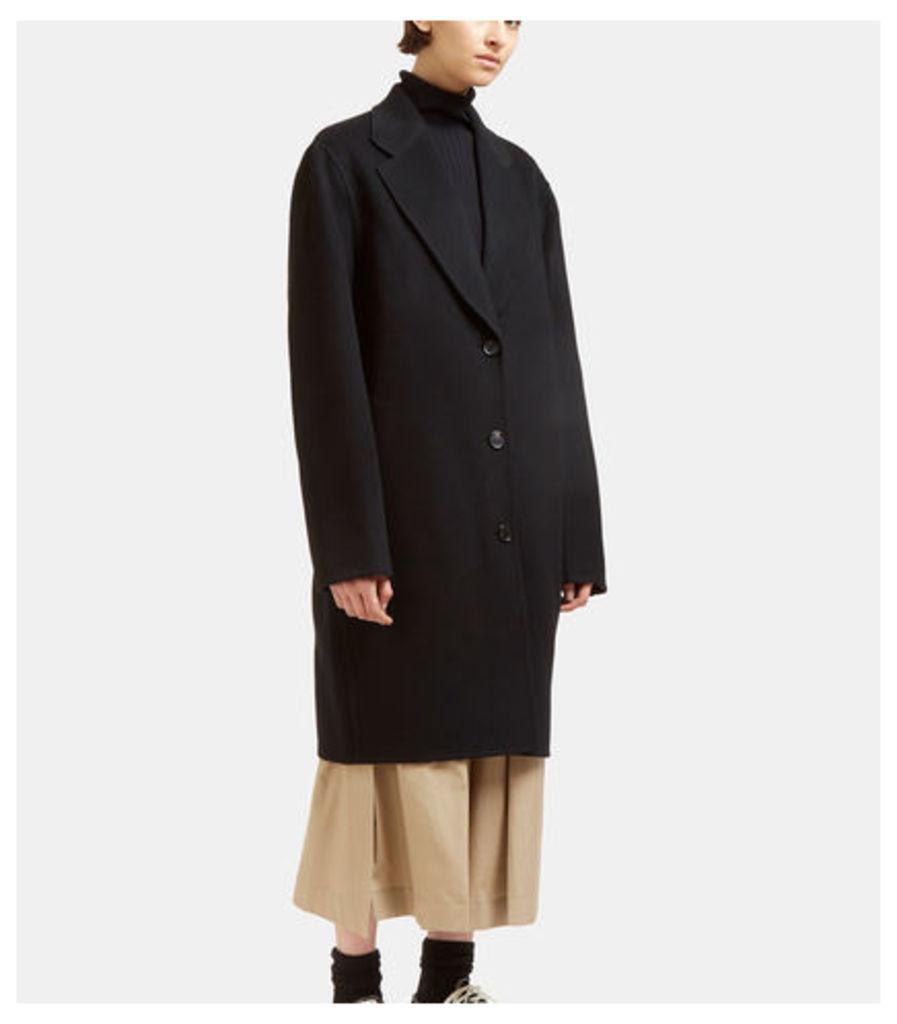 Landi Doublé Wool Coat