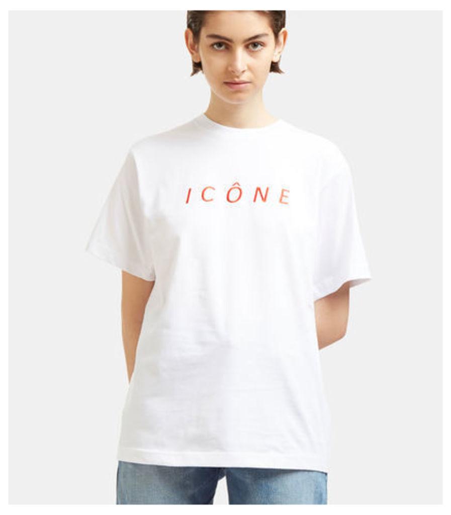 Icône Crew Neck T-Shirt