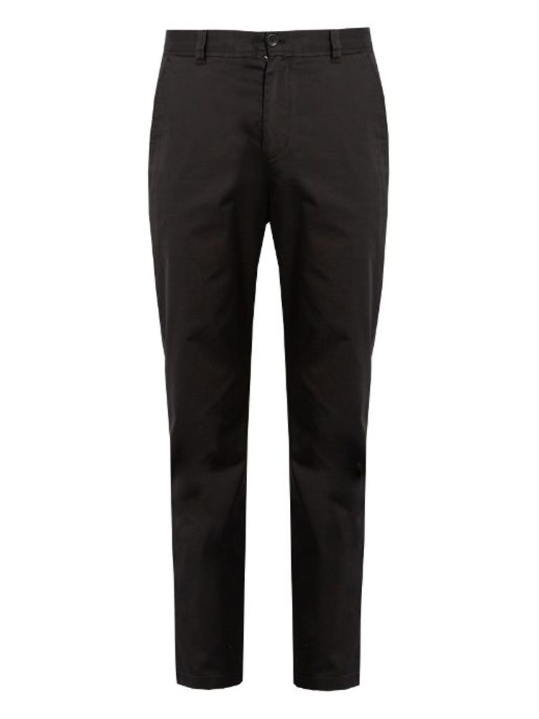 Alfred slim-fit chino trousers