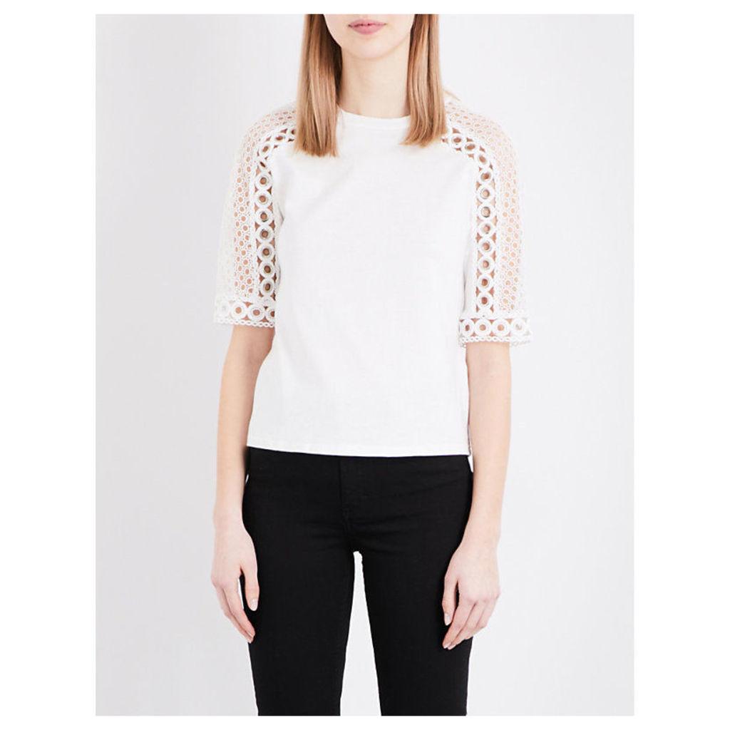 Teny cotton-jersey T-shirt