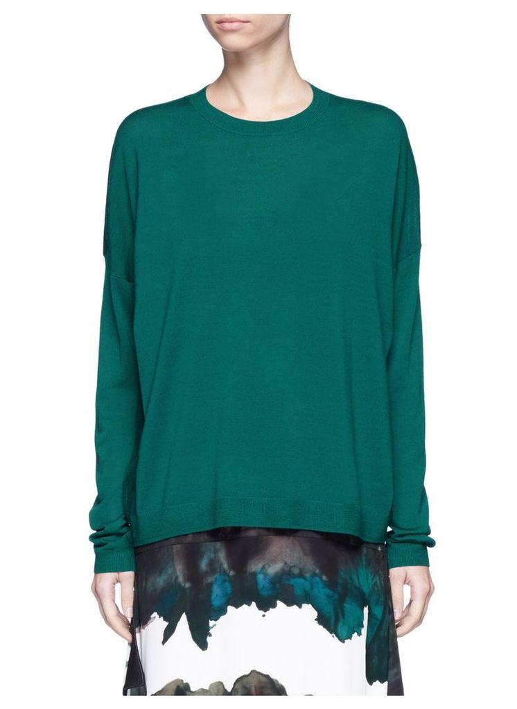 'Charel' Merino wool sweater